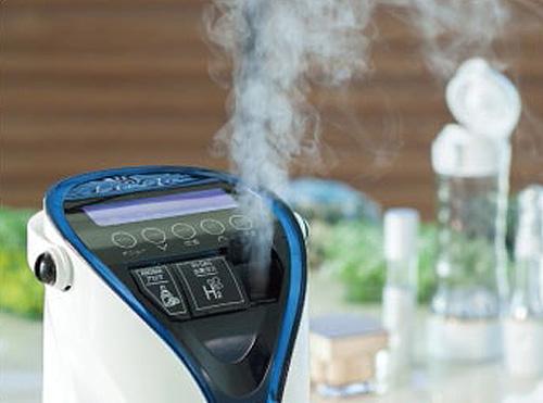 Lita Air 水素ミスト機能