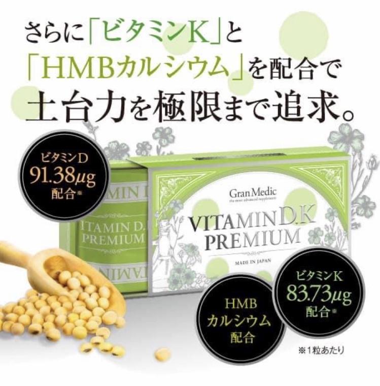 ビタミンKの働き!!!